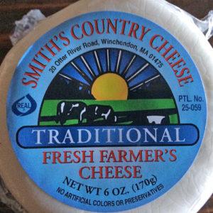 Fresh Farmers Cheese